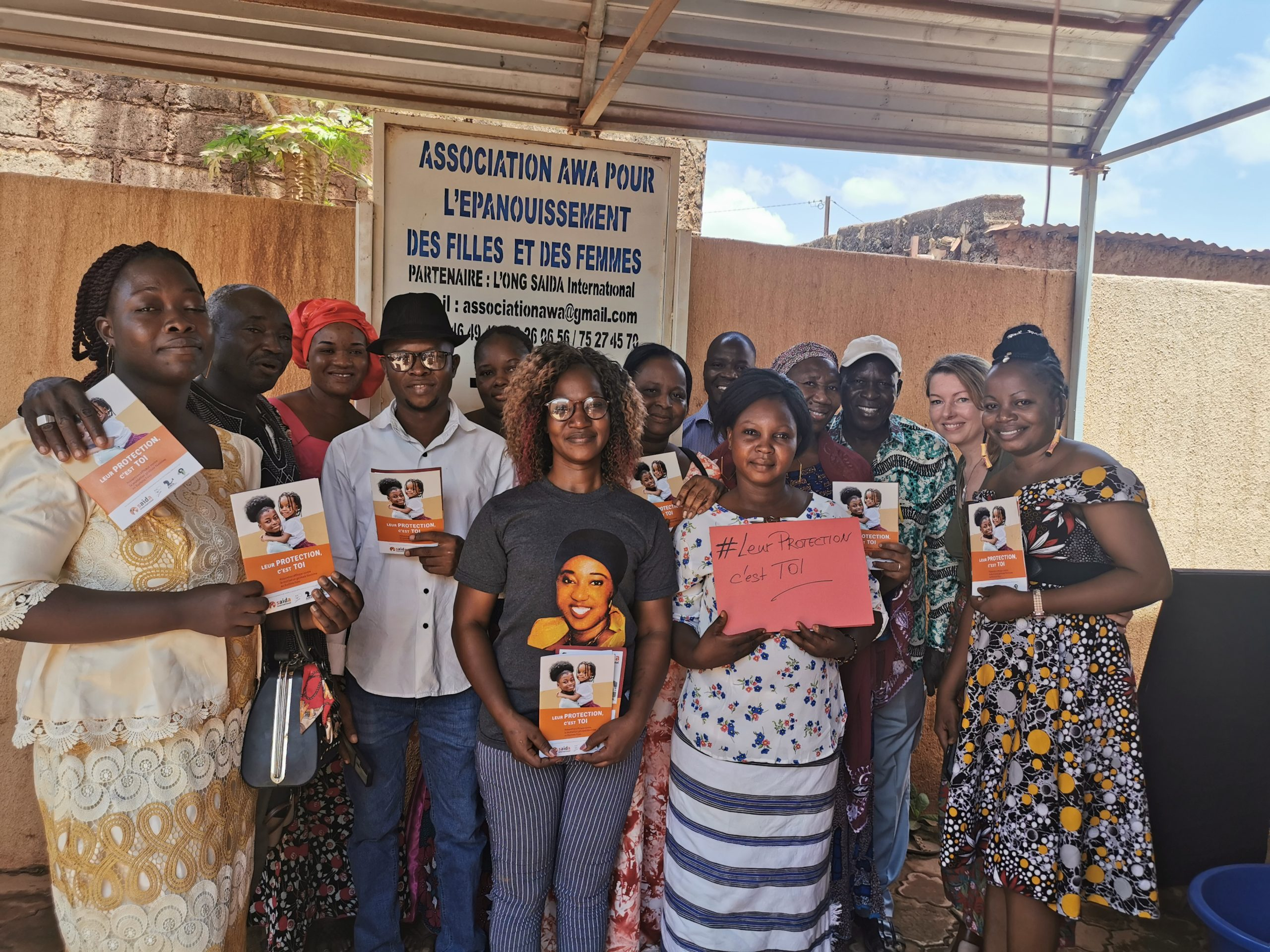 Association AWA, Ouagadougou